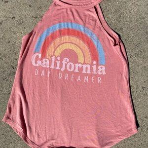 Vintage California Dreamer Tank Top